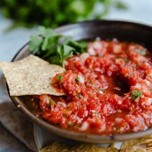 Homemade Dips & Salsas